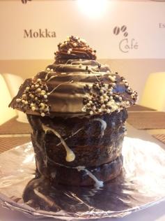 Geburtstagstorte, Muffin