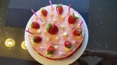 Erdbeertorte - Geburtstag